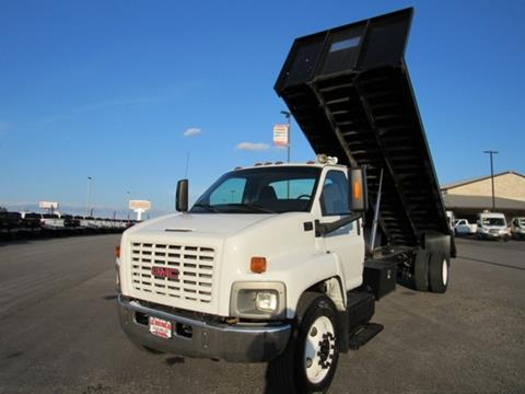 2007 GMC C7500 for sale in Oakwood, GA