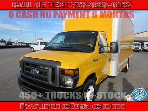 2015 Ford E-Series Chassis for sale in Oakwood, GA