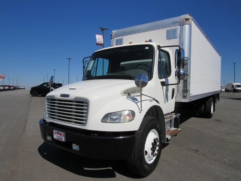 2013 Freightliner M2 106 In Oakwood GA - J W  Truck Sales Inc