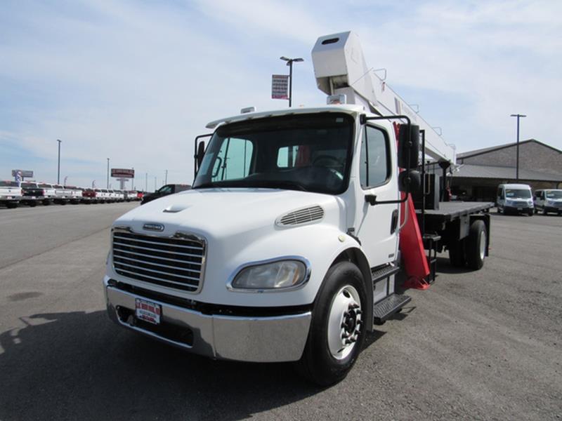 2008 Freightliner M2 106 In Oakwood GA - J W  Truck Sales Inc