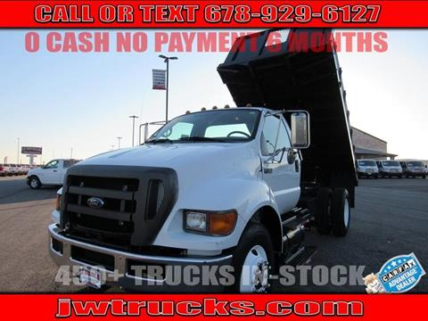 2008 Ford F-750 Super Duty for sale in Oakwood, GA
