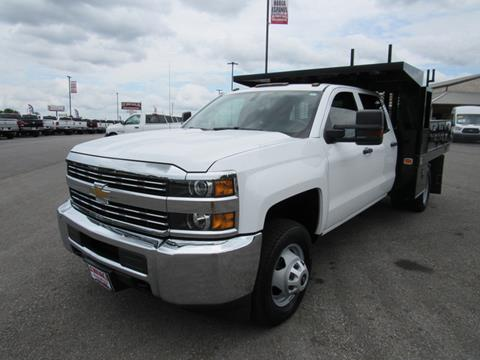 2017 Chevrolet Silverado 3500HD CC for sale in Oakwood, GA