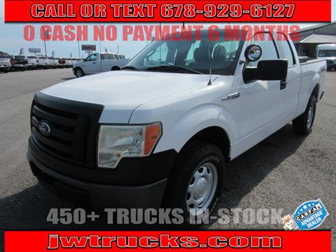 2010 Ford F-150 for sale in Oakwood, GA