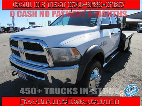 2014 RAM Ram Chassis 4500 for sale in Oakwood, GA