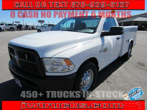 2012 RAM Ram Chassis 2500 for sale in Oakwood, GA