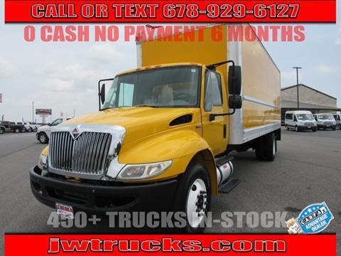 2014 International DuraStar 4300 for sale in Oakwood, GA