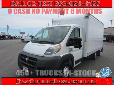 2014 RAM ProMaster Cab Chassis for sale in Oakwood, GA