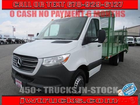 2019 Mercedes-Benz Sprinter Cab Chassis for sale in Oakwood, GA