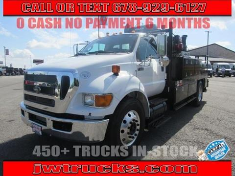 2015 Ford F-650 Super Duty for sale in Oakwood, GA