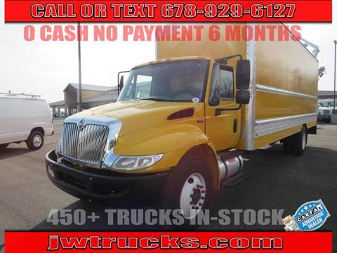 2013 International DuraStar 4300 for sale in Oakwood, GA