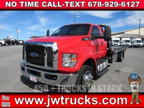 2017 Ford F-650 Super Duty for sale in Oakwood, GA