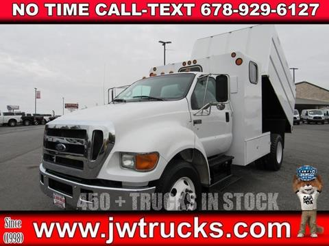 2007 Ford F-650 Super Duty for sale in Oakwood, GA