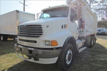 2008 Sterling Garbage Truck
