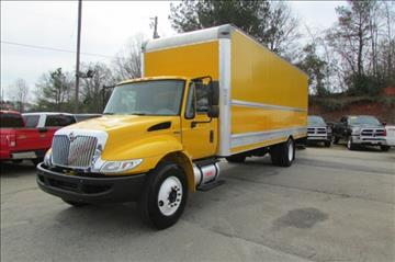 2013 International 4300 Box Truck