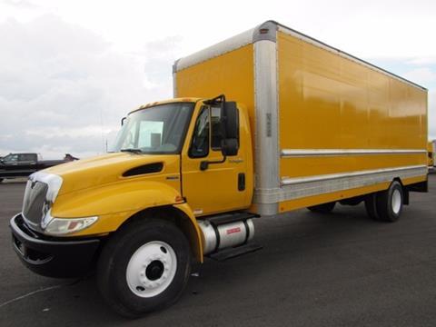 2011 International 4300 Box Truck