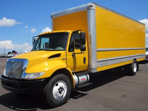2011 International 4300 Box Truck