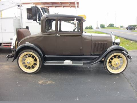1929 Ford Model A For Sale In Cadiz KY