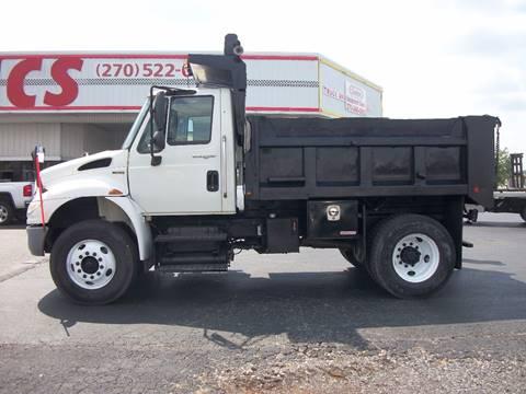 2010 International 4400 Dump Truck for sale in Cadiz, KY