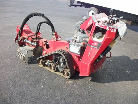 2013 Toro STX26 Crawler Stump Grinder