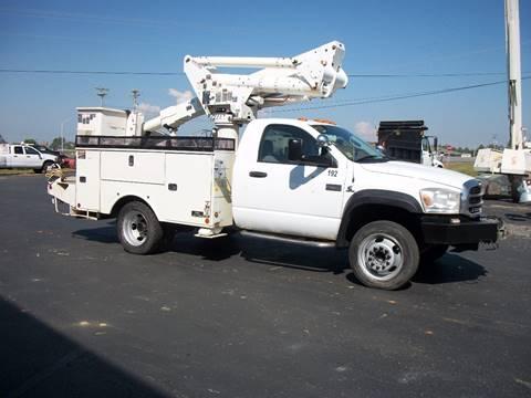 2008 Sterling Bullet Bucket Truck