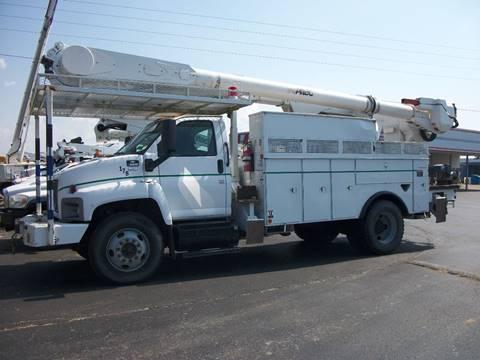 2009 Chevrolet C8500 Bucket Truck for sale in Cadiz, KY