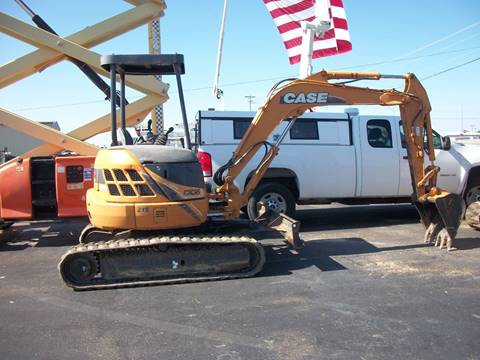 2004 Case IH  CX36 Mini Excavator