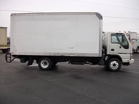 2007 GMC W4500 Box Truck