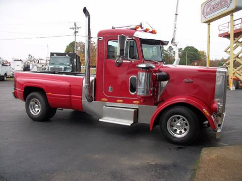 1995 Peterbilt 379 Day Cab Truck