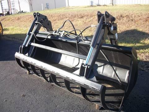 2015 Mulch Hydraulic Grapple Bucket