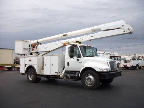 2006 International 4300 Bucket Truck
