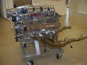 Chevrolet LT5 Corvette Motor for sale at Classics Truck and Equipment Sales in Cadiz KY