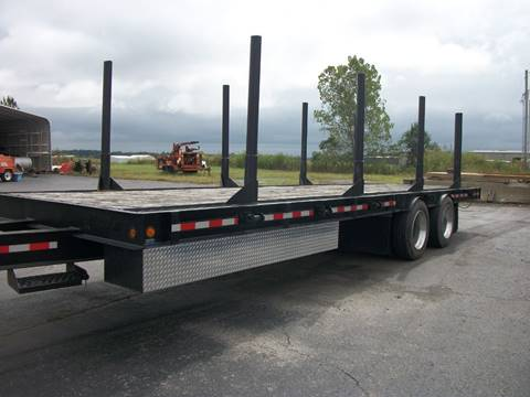 1999 Pole Log Trailer for sale at Classics Truck and Equipment Sales in Cadiz KY