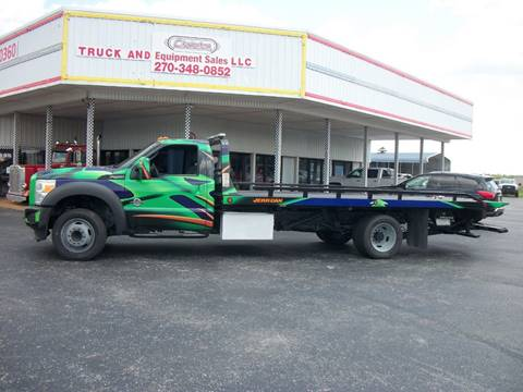 2016 Ford F450 Rollback for sale in Cadiz, KY