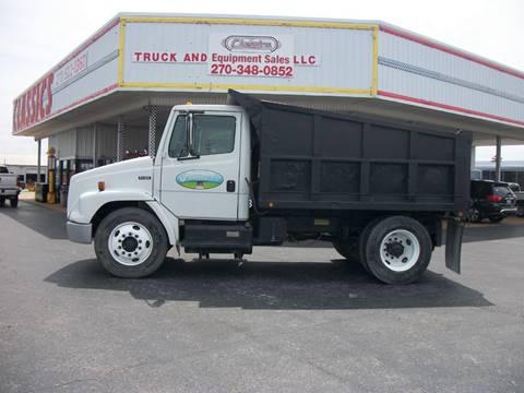 2000 Freightliner FL60 Dump Truck for sale in Cadiz, KY