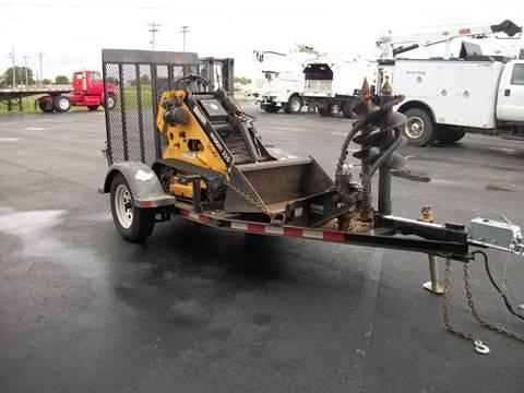 2013 Morbark 320 Stand- Up Crawler Skidsteer for sale in Cadiz, KY
