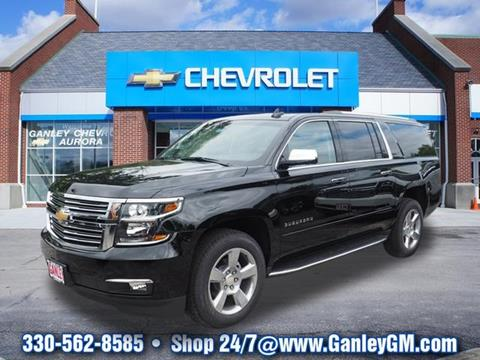 2017 Chevrolet Suburban for sale in Aurora, OH