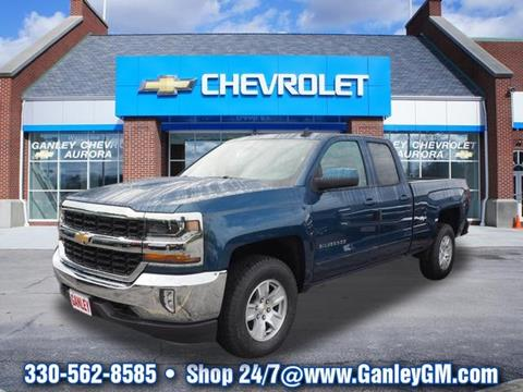 2018 Chevrolet Silverado 1500 for sale in Aurora, OH