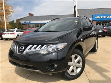 2010 Nissan Murano for sale in Aurora, OH