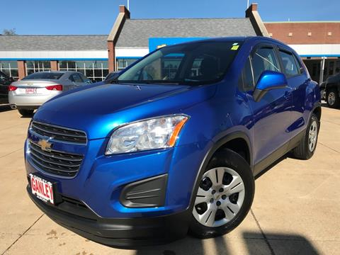 2015 Chevrolet Trax for sale in Aurora, OH