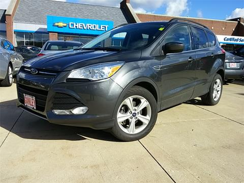 2015 Ford Escape for sale in Aurora, OH