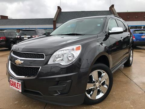 2015 Chevrolet Equinox for sale in Aurora, OH