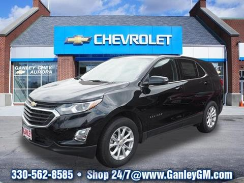 2018 Chevrolet Equinox for sale in Aurora, OH