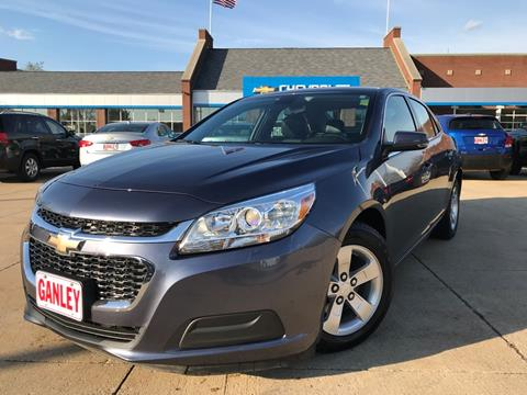 2015 Chevrolet Malibu for sale in Aurora, OH