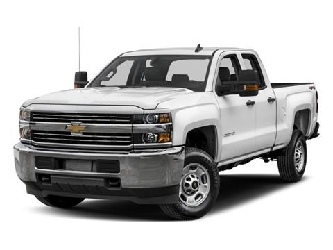 2017 Chevrolet Silverado 2500HD for sale in Aurora, OH
