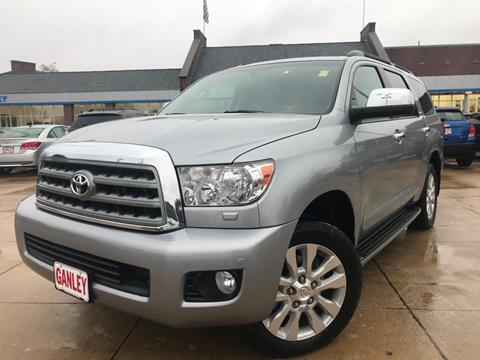 2015 Toyota Sequoia for sale in Aurora, OH