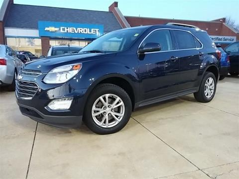 2016 Chevrolet Equinox for sale in Aurora, OH