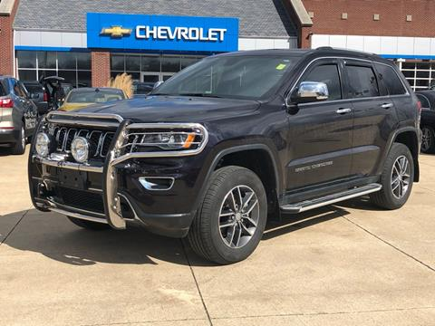 2018 Jeep Grand Cherokee for sale in Aurora, OH