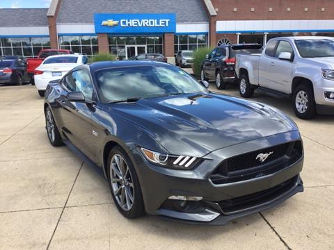 2015 Ford Mustang for sale in Aurora, OH
