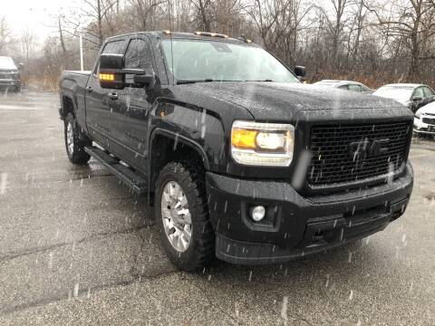 2015 GMC Sierra 2500HD for sale in Aurora, OH