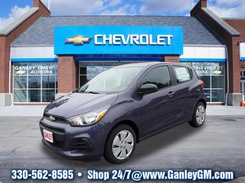 2017 Chevrolet Spark for sale in Aurora, OH